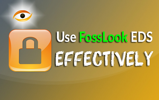 FossLook Electronic Digital Signature logo