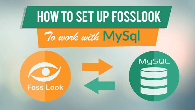 FossLook can work with various databases. Try to use in with this one.