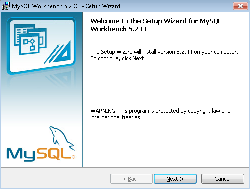 Launching setup wizard again