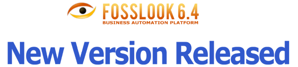We are happy to announce that new version of FossLook (6.4) was releassed